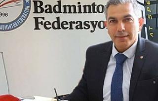 BADMİNTON FEDERASYONU FAALİYET PROGRAMINDA YER ALAN...
