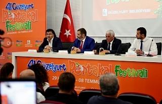 KORTEJLE BAŞLAYACAK FESTİVAL 8 TEMMUZ'DA SONA...