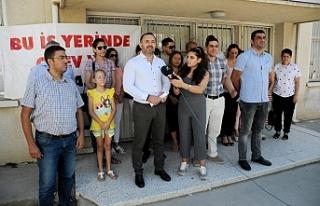 KTAMS ARAÇ KAYIT VE RUHSATLANDIRMA LEFKOŞA ŞUBESİ'NDE...
