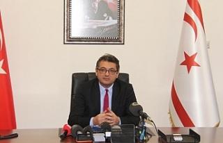 """RAMAZAN BAYRAMI'NIN TÜM YURTTAŞLARA BARIŞ..."