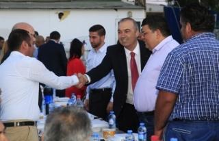 SERTOĞLU, VATANSEVERLER DERNEĞİ'NİN DÜZENLEDİĞİ...