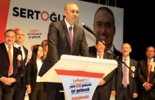 UBP LEFKOŞA BELEDİYE BAŞKAN ADAYI SERTOĞLU SELİMİYE...