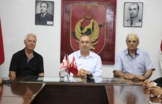 UBP LEFKOŞA BELEDİYE BAŞKAN ADAYI SERTOĞLU, TMT...