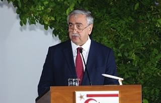 """AKINCI: """"KIBRIS TÜRK TARAFI ARTIK SONU GELMEZ BİR..."""