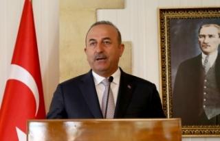 """""""ÇÖZÜMSÜZLÜĞÜN NEDENİ RUM TARAFININ KIBRIS..."""