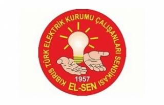 EL-SEN ELEKTRİK ZAMMINI ELEŞTİRDİ