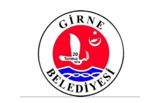 GİRNE BELEDİYE MECLİSİ'NİN İLK TOPLANTISI...
