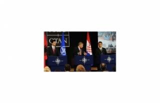 """HIRVATİSTAN'DA """"ABD-ADRİYATİK"""" TOPLANTISI"""