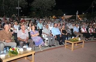 İSKELE FESTİVALİ'NDE LARNAKALILAR GECESİ DÜZENLENDİ