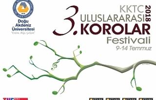 KKTC ULUSLARARASI KOROLAR FESTİVALİ 9-14 TEMMUZ...