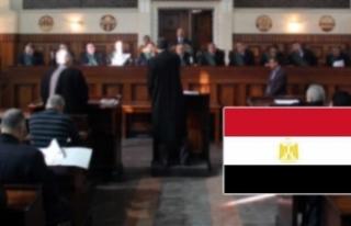 MISIR'DA DARBE KARŞITI 18 KİŞİYE HAPİS CEZASI