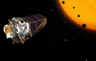 NASA 2009'DA UZAYA GÖNDERİLEN GEZEGEN AVCISI KEPLER'İN...