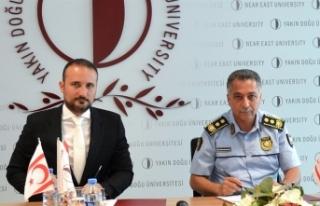 POLİS VE YDÜ ARASINDA PROTOKOL