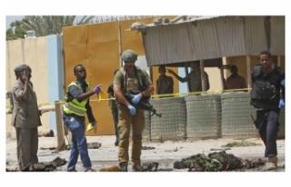 SOMALİ'DE TERÖR SALDIRISI: 4 ASKER ÖLDÜ