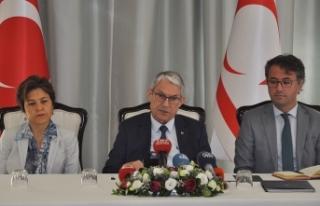 TC LEFKOŞA BÜYÜKELÇİSİ KANBAY, 15 TEMMUZ DEMOKRASİ...
