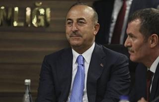 TC DIŞİŞLERİ BAKANI ÇAVUŞOĞLU'NDAN S-400...