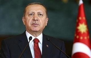 TÜRKİYE CUMHURBAŞKANI ERDOĞAN SALI GÜNÜ KKTC'YE...