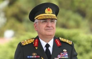 TÜRKİYE'DE GENELKURMAY BAŞKANLIĞINA ORGENERAL...