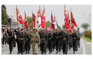 30 AĞUSTOS ZAFER BAYRAMI TÜRKİYE'YLE BİRLİKTE...