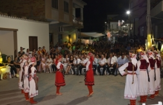AKÇAY SÜT ÜRÜNLERİ PANAYIRI'NIN 3'ÜNCÜSÜ...