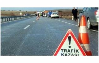 BİR HAFTADA 69 TRAFİK KAZASI