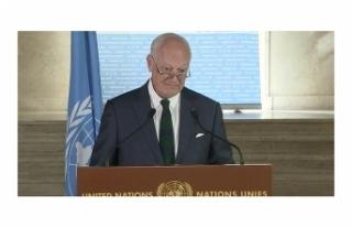BM'DEN İDLİB ÇAĞRISI