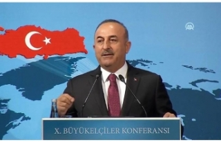 """""""DÜNYADA EKONOMİ OLSUN, GÜVENLİK OLSUN..."""
