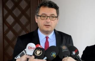 """""""EKONOMİYİ TÜRKİYE İLE BİRLİKTE ELE ALMAMIZ..."""