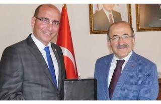 HALKIN PARTİSİ MİLLETVEKİLİ MESUT GENÇ TRABZON'DA...