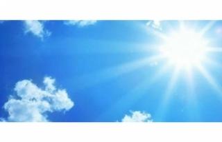 HAVA SICAKLIĞI 35-38 DERECE…