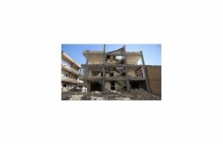 İRAN'DA 5,9 BÜYÜKLÜĞÜNDE DEPREM… DEPREMDE...