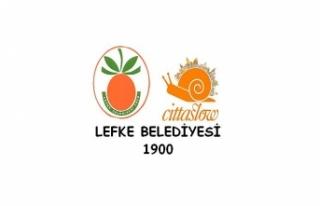 """LEFKE BELEDİYESİ """"1. KENT SEMPOZYUMU"""" DÜZENLİYOR"""