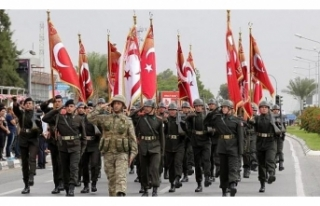 LEFKOŞA VE GAZİMAĞUSA'DA BAZI YOLLAR 30 AĞUSTOS...