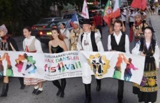 LEFKOŞA'DA FESTİVAL COŞKUSU