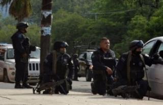 MEKSİKA'DA ÇATIŞMA: 5 ÖLÜ
