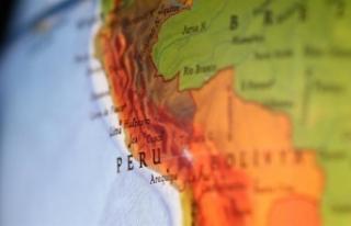PERU-BREZİLYA SINIRINDA 7,1 BÜYÜKLÜĞÜNDE DEPREM...