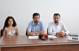 THALASSAEMİA DERNEĞİ İLE KAN HASTALIKLARI FEDERASYONU...
