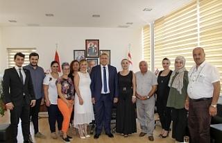TOPLUMSAL GELİŞİM HAREKETİ GAZİMAĞUSA BELEDİYE...
