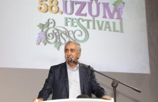 """""""ULUSLARARASI TOPLUMUN BİR PARÇASI OLMAK, BİZİM..."""