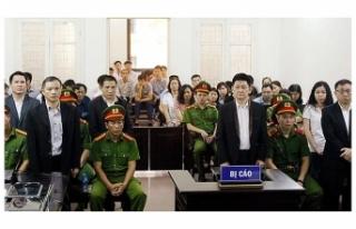 VİETNAM'DA AKTİVİSTE 20 YIL HAPİS CEZASI
