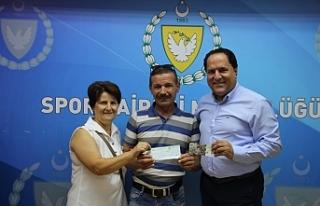 400 BİN TL TALİHLİSİNE TESLİM EDİLDİ