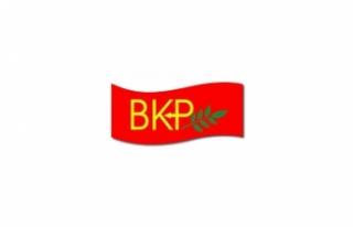 BKP SENDİKAL PLATFORMUN YARIN DÜZENLEYECEĞİ EYLEME...