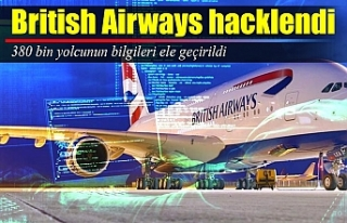 "BRITISH AIRWAYS ""HACKLENDIĞINI"" AÇIKLADI"