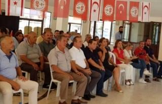 DP İSKELE İLÇESİ 11'İNCİ OLAĞAN KONGRESİ...