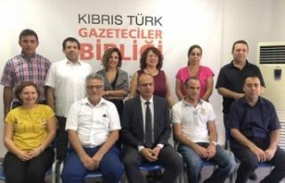 KIBRIS TÜRK GAZETECİLER BİRLİĞİ OLAĞAN GENEL...