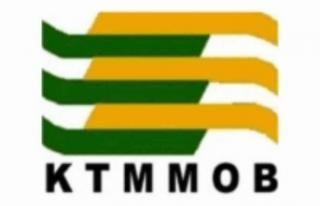 """KTMMOB, """"ENERJİ PLANLAMASI VE ELEKTRİK ÜRETİM..."""
