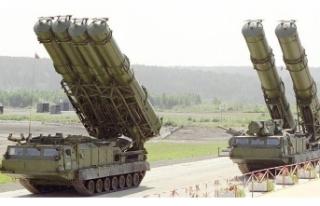 """RUSYA'DAN """"SURİYE'YE S-300 SEVKİYATI..."""