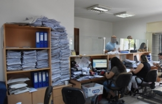 ŞUBAT- AĞUSTOS ARASINDA 43,313 ÇALIŞMA İZNİ,...