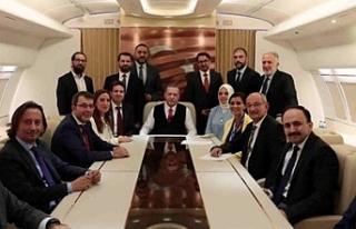 """TC CUMHURBAŞKANI ERDOĞAN: """"KIBRIS'TAKİ..."""
