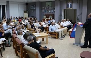 TDP LEFKOŞA İLÇESİ 6. OLAĞAN KONGRESİ YAPILDI......